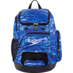 speedo Teamster Mochila L, navy/blue